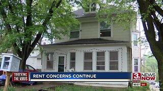 Rent Concerns Continue