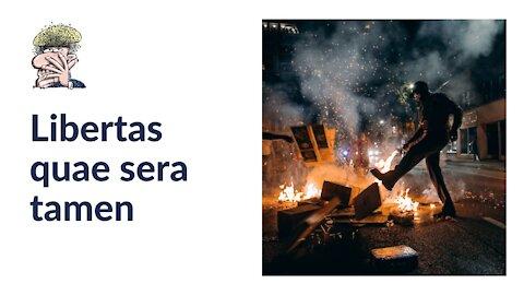 Libertas quae sera tamen