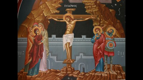 The Word of the Cross - Crucifixional Life Stream
