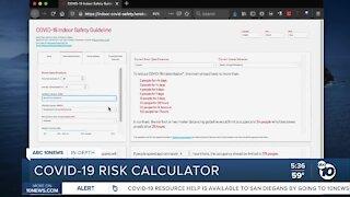 In-Depth: COVID-19 risk calculator