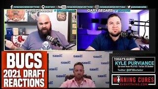 Tampa Bay Buccaneers 2021 NFL Draft Reaction, Grades & Breakdown