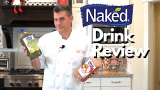 Naked Drink Review From Costco | Chef Dawg