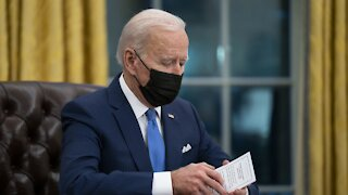 Biden Administration Makes 2 Immigration Moves Ahead Of Address