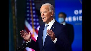 Joe biden - why the hell should i take a test for.