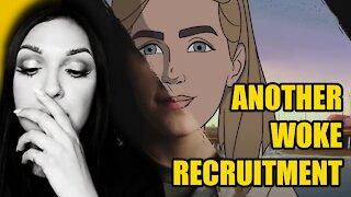 Army woke recruiting... | Natly Denise