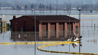 Missouri River Flooding Forces Evacuation