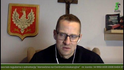 """Jacek Międlar: Cytat z Jezusa Chrystusa o plemieniu żmijowym - jako """"antysemicki"""" zakazany w Polsce?"""