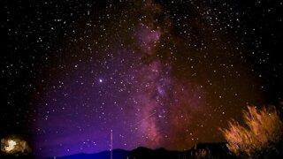 The stars drop