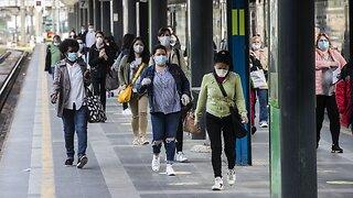 Millions Return To Work As Italy Eases Lockdown Measures