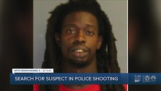 Hunt for suspect ongoing after police officer shot in Daytona Beach
