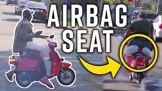Bait Moped Prank