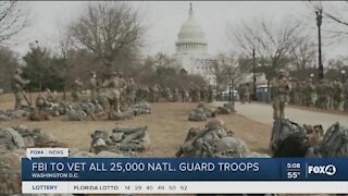 Capitol increases security ahead of inauguration