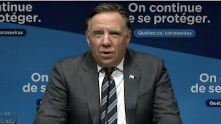 Legault Gave His Take On Why COVID-19 Cases Keep Rising In Quebec