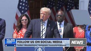 BREAKING: Former President Trump announces class action lawsuit against Big Tech