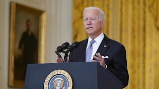 President Biden Addresses Dire Situation In Afghanistan