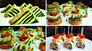 Three great party snacks-2