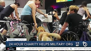 North County spin studio continues annual 24-hour charity ride