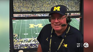 University of Michigan Broadcaster Jim Brandstatter opens up on his decision to retire