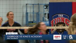 King's Academy volleyball advances in playoffs