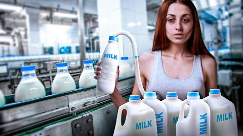 What If You Only Drank Breast Milk?