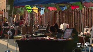 KCK Artwalk celebrates Latino artists