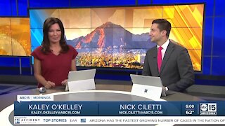 Full Show: ABC15 Mornings | October 20 , 6am