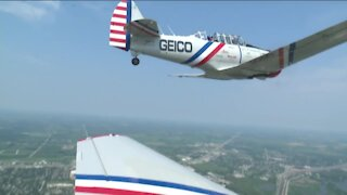 EAA Airventure pilots describe what it's like to perform for crowds again amid the pandemic