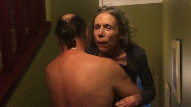Tim ofret alt for kona - Her får han høre sønnens hyllest