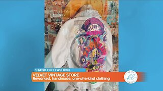 Kern Living: Stand Out Fashion with Velvet Vintage