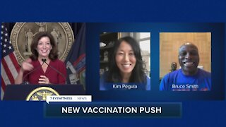 How effective are vaccine incentives?