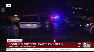One killed in double shooting in Tempe