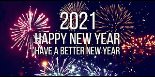 Happy new year 2021 kochen