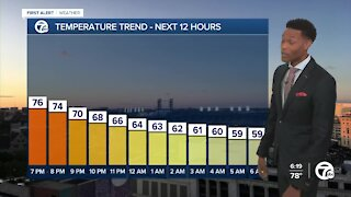 The nice weather continues this weekend