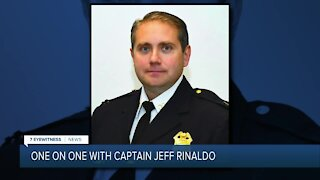 Buffalo Police Captain retires after 23 years