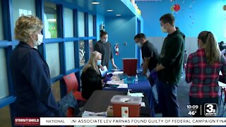 Health Department teams up with Omaha Children's Museum for vaccine clinic