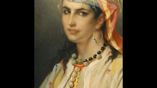 Moroccan old dress