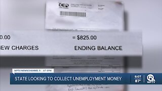 Florida workers receiving overpayment notices from state
