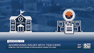 State asks for more money to investigate teacher misconduct
