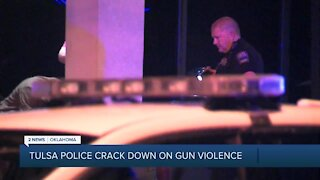 Tulsa Police Crack Down on Gun Violence