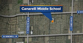 CCSD student arrested after bringing BB gun to school