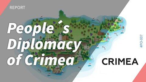 Report: People's Diplomacy of Crimea