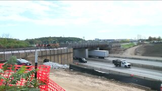 WISDOT works to wrap up construction projects across SE Wisconsin