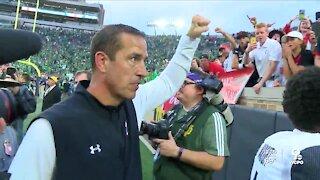 Bearcats stun Notre Dame in top-10 showdown