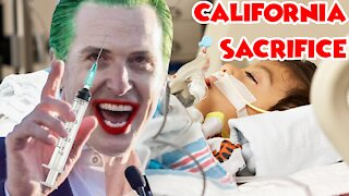 CA Governor Exempts His 12 Year Old From New Vaccine Mandate