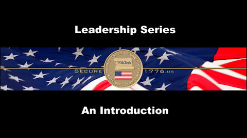 Leadership Series - Introduction