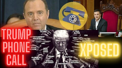 Trump Ukraine Phone Call Exposed