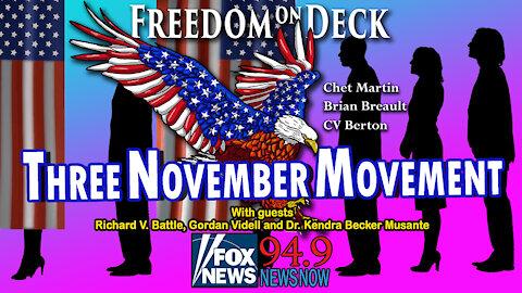Three November Movement