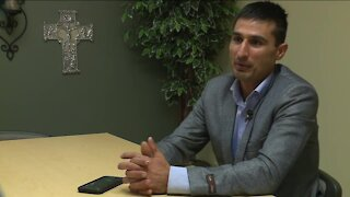 Afghan refugee shares his story