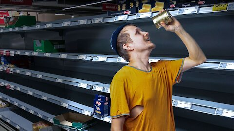 What If You Were Trapped in a Grocery Store for the Rest of Your Life?