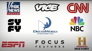 Mainstream Media - The Big Five